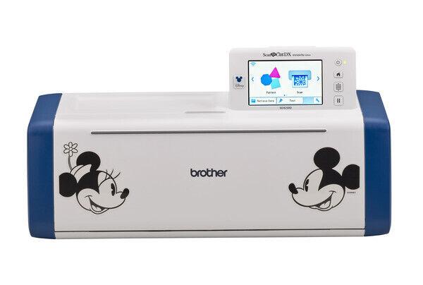 Brother ScanNCut Scan N Cut CM250 Fabric Paper Cutting Machine+Built-In Scanner