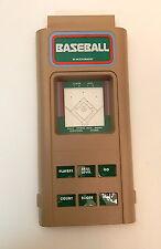 Working Milton Bradley Microvision Baseball Cartridge  R8539