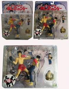 Rocky Joe Rikiishi Medicom Jouet Couleur Vers. Bataille Ultra Detail Figurine