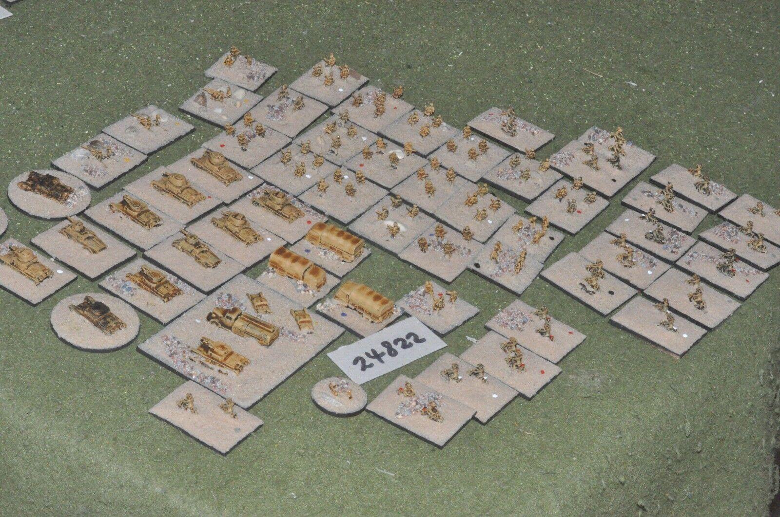 10mm Segunda Guerra Mundial italiano-batalla Group-INF (24822)