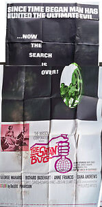 The Satan Bug Movie Poster 1965