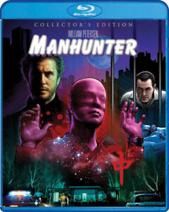 Manhunter-Collector-039-s-Edition-New-Blu-ray-Collector-039-s-Ed-Widescreen-2-Pa