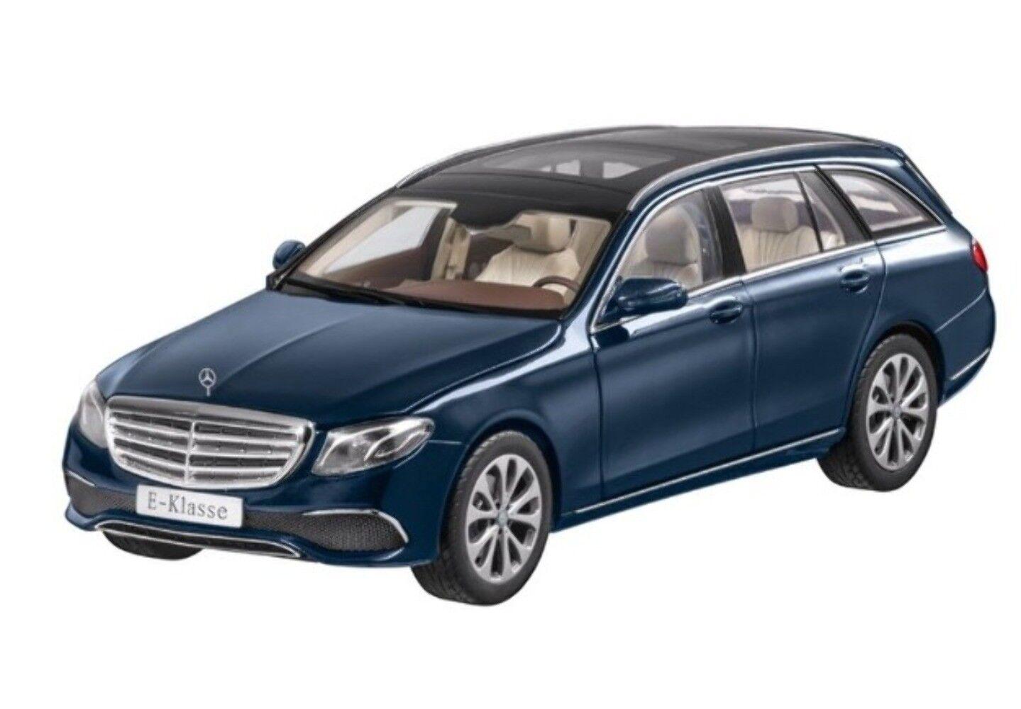 mejor oferta Mercedes Benz Clase S 213 E Modelo Modelo Modelo T \  exclusivo \  Azul 1 18 Nuevo OVP  alta calidad general