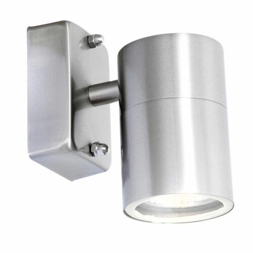 Design DEL mur lampe de mur-rideau Cour terrain verre énergie Spar projecteur EEK A