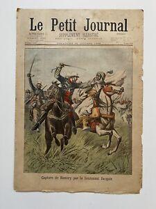 Supplement-Illustre-Le-Petit-Journal-30-10-1898-N-415-CAPTURE-DE-SAMORY