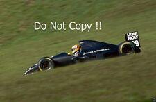 Karl Wendlinger Sauber C12 F1 Season 1993 Photograph 1