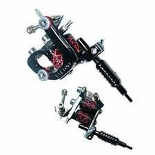 New Star Mini Tattoo Machine Necklace with Chain As Pendant Ornament Tattoo S...