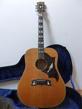 Gibson dove sei 1969 originale vintage buono stato + Martin S. - acero Hummingbird