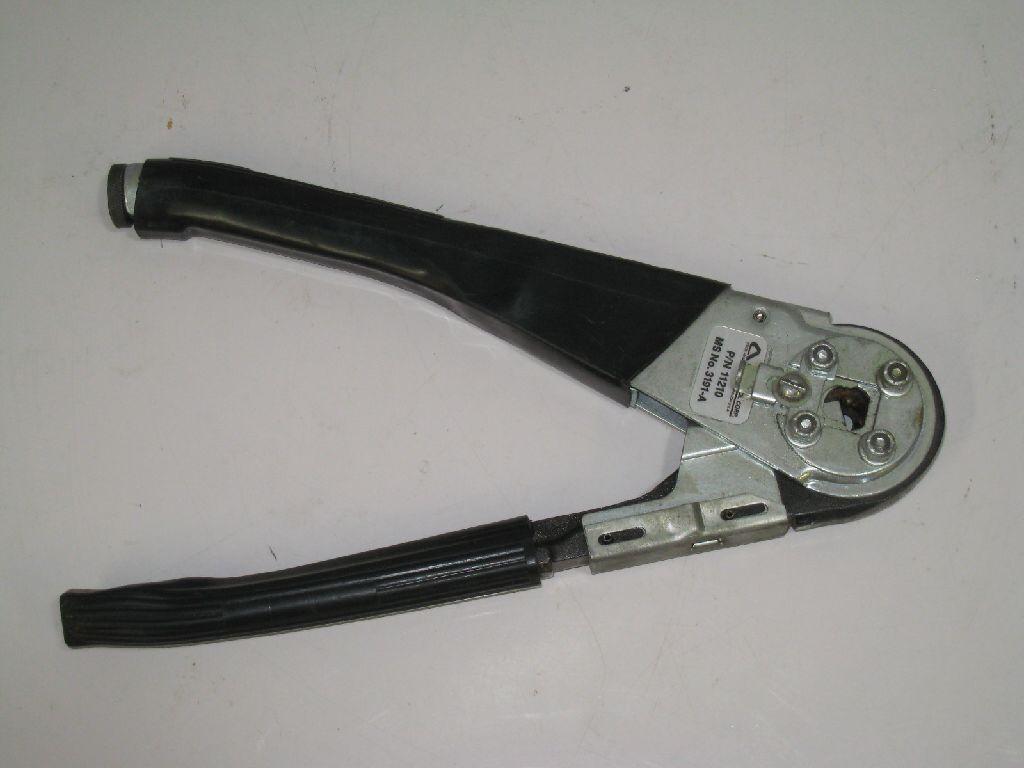 ASTRO TOOL P N 11210  MS No. 3191-A Crimpzange Aderendhülsen Zange | Ruf zuerst  | Zürich  | Modernes Design  | Erste Gruppe von Kunden