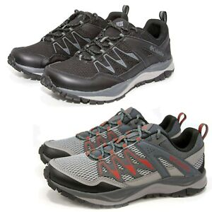 NEW-Columbia-Men-039-s-Trail-Athletic-Sneakers-Wayfinder-II-Hiking-Lace-Up-Shoes