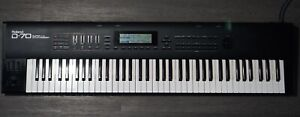 Roland d-70 Synthesizer Super La Synthese 30 Stimme