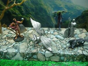 VOLKS-KABAYA-Myths-of-the-World-GODS-and-legend-series-lot-soft-plastic-JAPAN