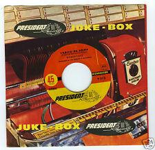 45 RPM SP ITALY JUKE BOX ROBERTINO L'ABITO DE ROMA/ AVE MARIA