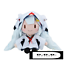 "SEGA Hatsune Miku series Special fluffy stuffed plush /""SNOW MIKU 2018/"" japan"