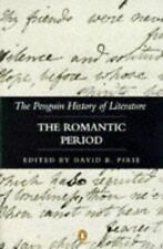 The Romantic Period (The Penguin History of Literature)-ExLibrary