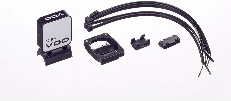 VDO Series X 2nd Bike Kit Speed Sensor Wireless Bicycle Trasmitter//Mount New