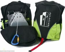 Skysaver 160 ft Emergency Fire Escape Survival Rescue Backpack Sky Saver SKS160