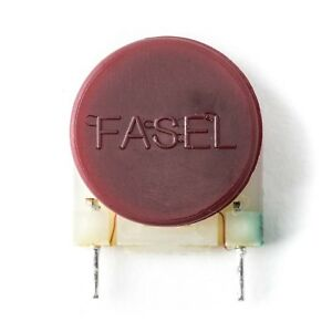 Dunlop-Inductor-coil-Fasel-Toroidal-Red-for-Crybaby-Wah-Wah-FL-02R