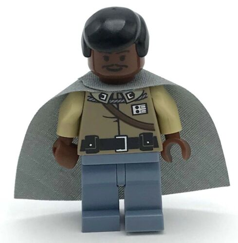 Lego New Star Wars Minifigures Han Solo Obi Wan Kenobi Akakin Skywalker YOU PICK