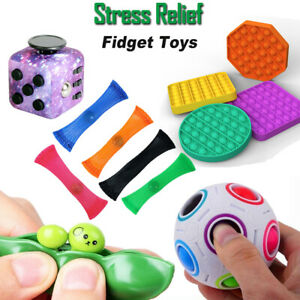 Fidget Sensory Toys Set Sensory Therapy Toy for ADHD adult child Special Gift