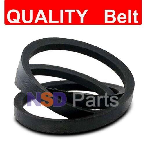 4L420 V Belt  For D/&D PowerDrive A40 or 4L420 V Belt  1//2 x 42in  Vbelt