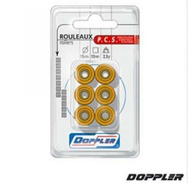 Rotella Rotolo Da Variatore Doppler Er2 15x13 3.3grs Moto Mbk 51 Vario Er2 Prestazioni Affidabili