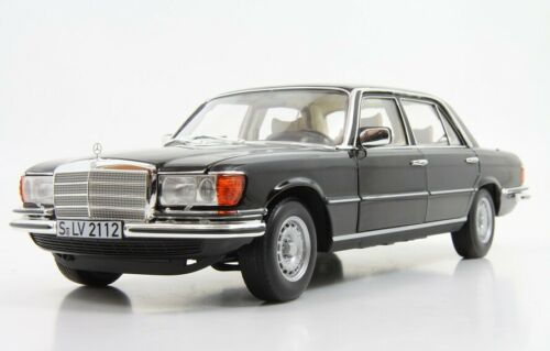 NOREV Limited to 1002pcs NEU OVP 1976 1:18 Mercedes 450 SEL 6.9 W116