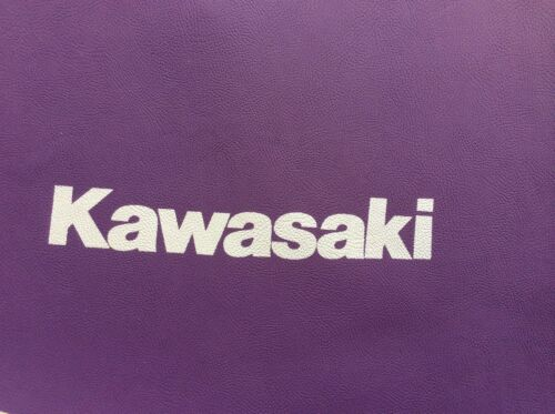NEW purple SEAT COVER for Kawasaki KX100 1995-2003 HIGH QUALITY