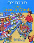 Oxford First French Words by Oxford University Press (Paperback, 2002)