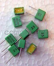 680pF 100V 2,5% Condensatore Poliestere WIMA passo 5mm 10 pezzi