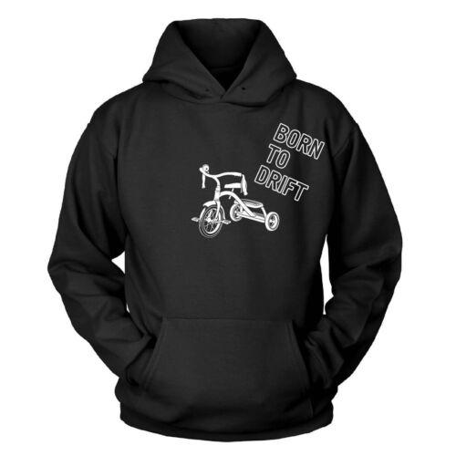 Triciclo Drift Trike con Cappuccio Pullover