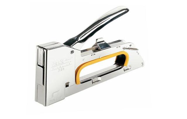 Handtacker Rapid R23 Pro | für Deko- und Polsterarbeiten | Metall 1 Stück