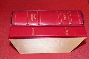 BIBLIOPHILIE-OVIDE-L-039-ART-D-039-AIMER-AQUARELLES-ORIGINALES-F-CLEMENT-SUITES