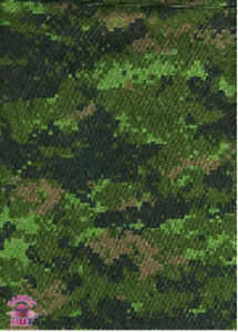 Camo-CADPAT-Waterproof-Blackout-Nylon-Fabric-by-Yard-Military-Grade-Camouflage