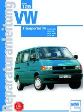 VW BUS TRANSPORTER T4 1996-1999 1.9 2.4 2.5 DIESEL REPARATURANLEITUNG 1235