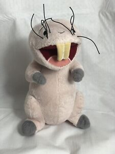 TV s Kim Possible Rufus 9 nackt Mole Rat Plüsch Disney