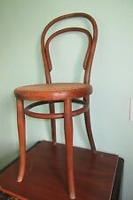 Authentique chaise thonet 19eme siecle bois bistro brasserie ancienne vintage