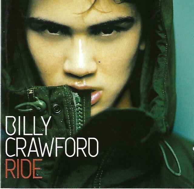 Billy Crawford  - Ride - Enhanced CD, 2 Bonustracks + Video