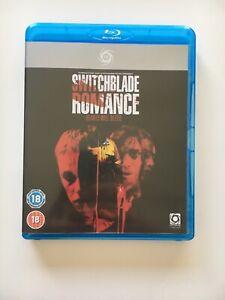 Switchblade-Romance-Blu-ray-High-Tension-Alexandre-Aja-Horror-Like-New