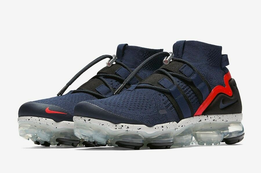 Nike Air Vapormax Flyknit Utility College Navy
