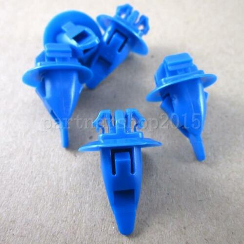 25pc Wheel Flare Moulding blue Clips Retainer Fastener 9090467036 For Toyota