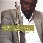 Groovin' U * by Randy Muller (CD, 2007, Wavehill/Plaza)