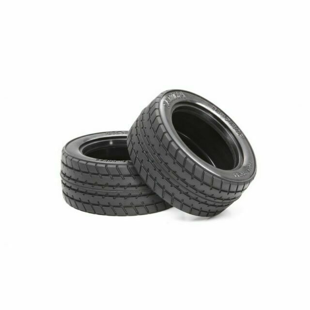 Tamiya 50684 Rc 60d M-Grip Radial Tires for M Chassis