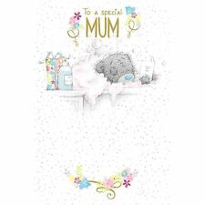 Me to You To A Special Mum Card Special Occasion Bear & Bath - Tatty Teddy