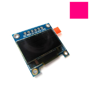 "0.96/"" I2C IIC SPI Serial 128X64 OLED LCD Display SSD1306 for Arduino 51 STM32"