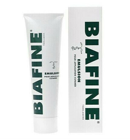 Biafine Cream 186g Tube Topical Emulsion