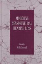 Modeling Sensorineural Hearing Loss, , , Very Good, 1997-07-01,