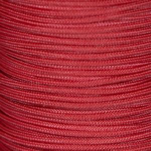 50/' 100/' rouge boucle D BCY # 24 Corde Matériau 10/' 25/' 1/' 3/' 5/'
