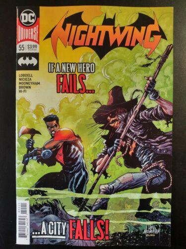 ~ VF//NM Book NIGHTWING #55a 2019 DC Universe Comics