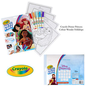 Crayola-Kids-Disney-Princesses-Colour-Wonder-Creative-Magic-Colouring-Pages